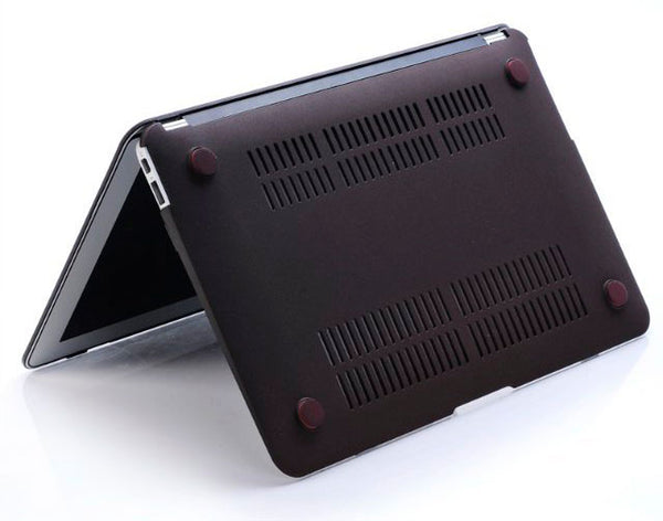 Robust brun Macbook pro cover