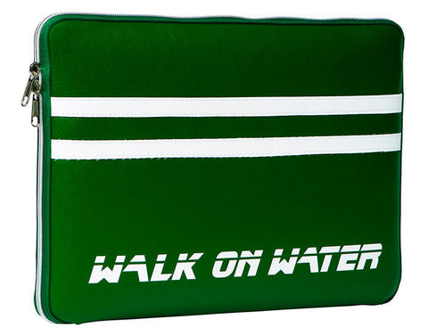 Walk On Water Boarding Sleeve Grønt 11 & 13""