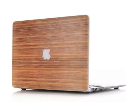 Wood MacBook air cover