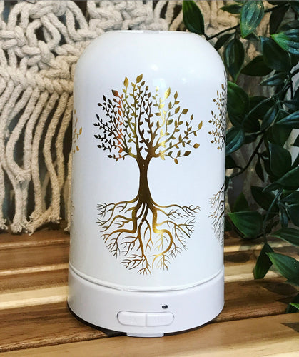Enchanted Tree - Glass Diffuser