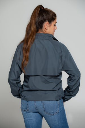 Packable Windbreaker Jacket- Women's