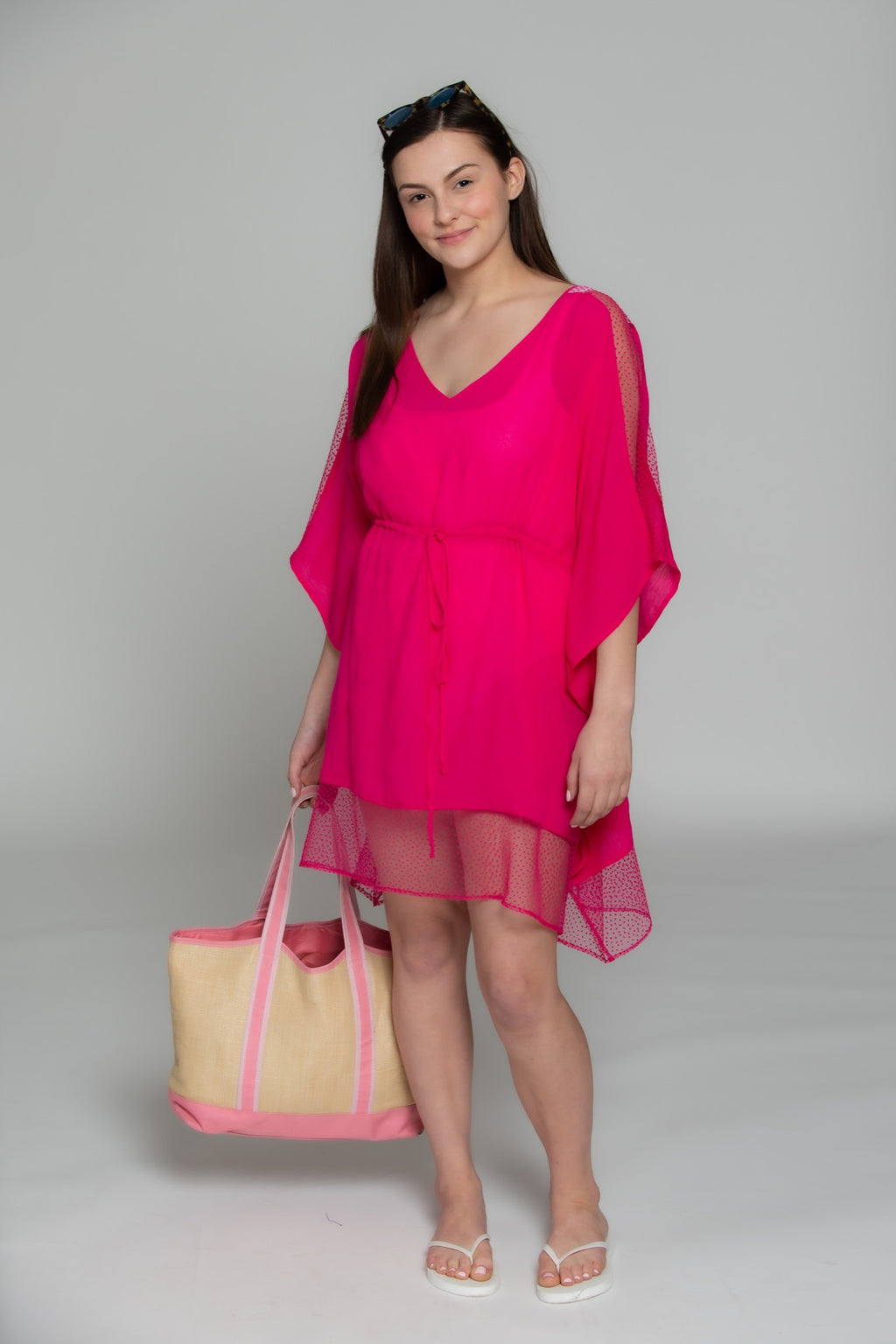Packable Women's Cover-Up