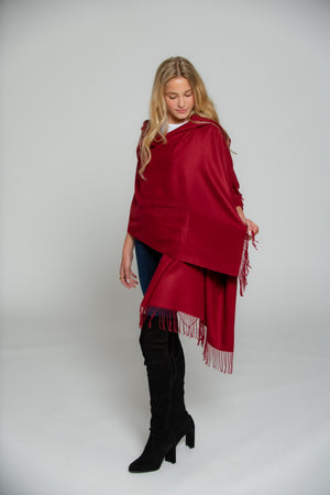 Packable Shawl