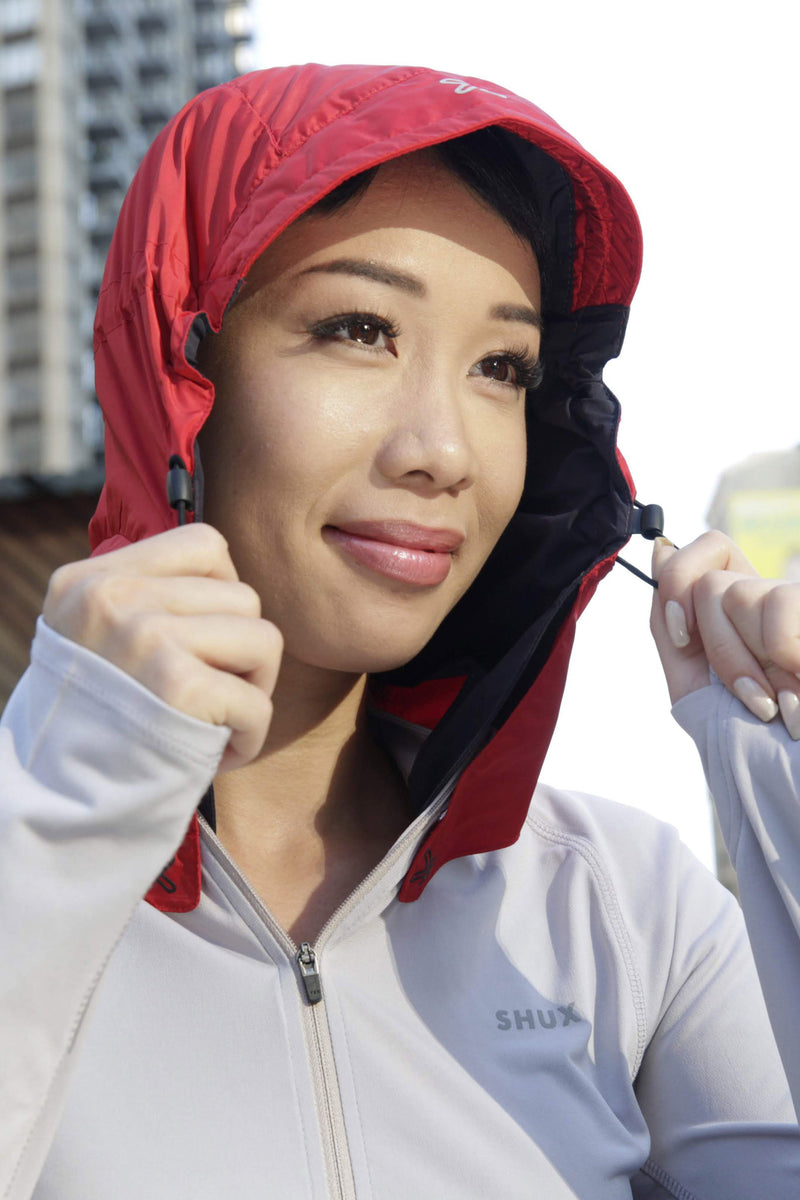 Packable Attachable Hood - Unisex