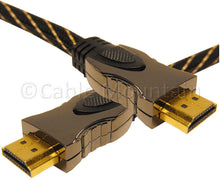 3D Ready v1.4 Gold HDMI Cable HD Lead with Ethernet