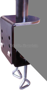 Vertical TFT Monitor LCD Desk Arm with Clamp