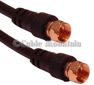 F-Type Satellite Coaxial Cable