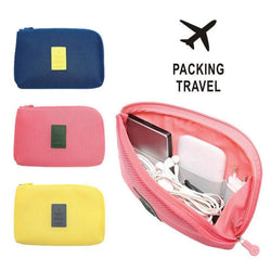 Travel Gadget Organizer Small Electronics and Accessories