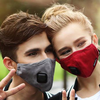 Outdoor Mouth Mask Activated Carbon Filter