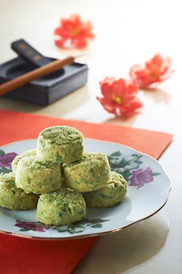 Green Peas Cookies (青豆饼干)