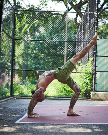 Yoga for men. Find the perfect clothing!