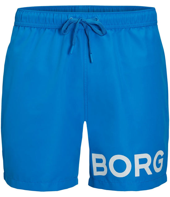 BJORN BORG Sheldon Swim Shorts Men's Swimwear Royal Blue - Activemen Clothing