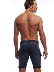 GO SOFTWEAR Vintage Yoga SHort - Activemen Clothing