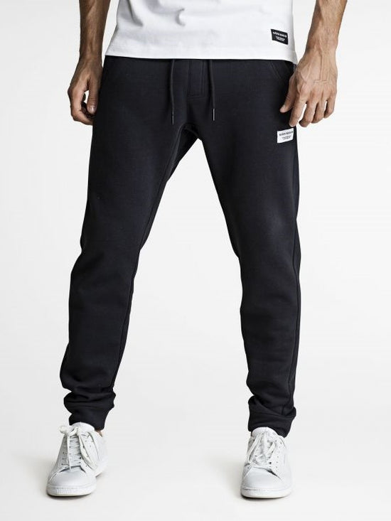 BJORN BORG Classic Track Pants Men's Joggers Bottoms Black - Activemen Clothing