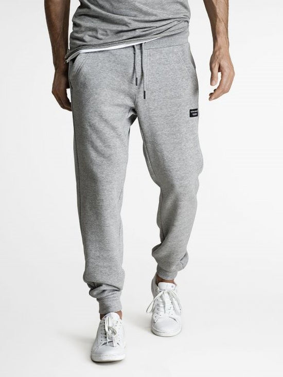 BJORN BORG Grey Classic Track Pants Men's Joggers Bottoms Grey - Activemen Clothing