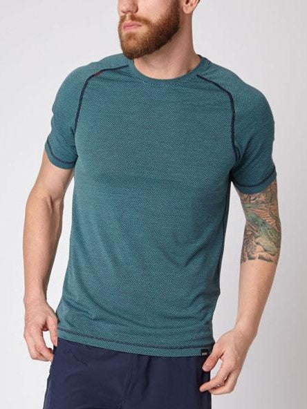 RHONE Glacier T-Shirt - Activemen Clothing