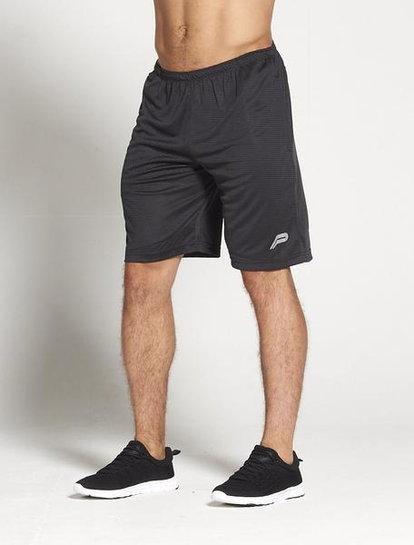 PURSUE FITNESS BreathEasy Agility Shorts Men's Gym Shorts Black - Activemen Clothing