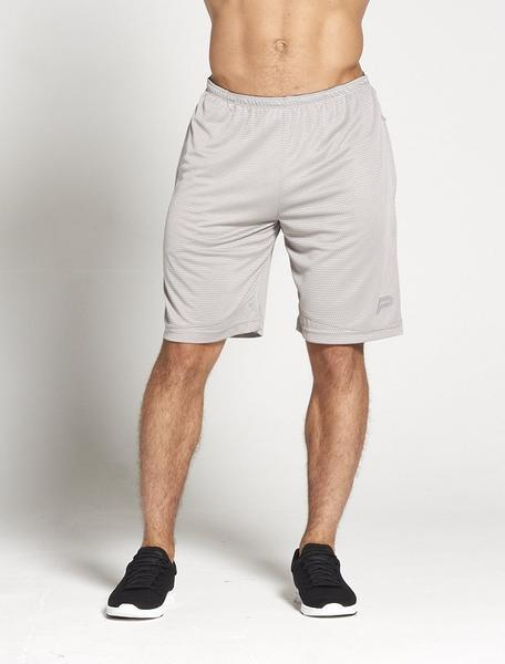 PURSUE FITNESS BreathEasy Agility Shorts Grey - Activemen Clothing