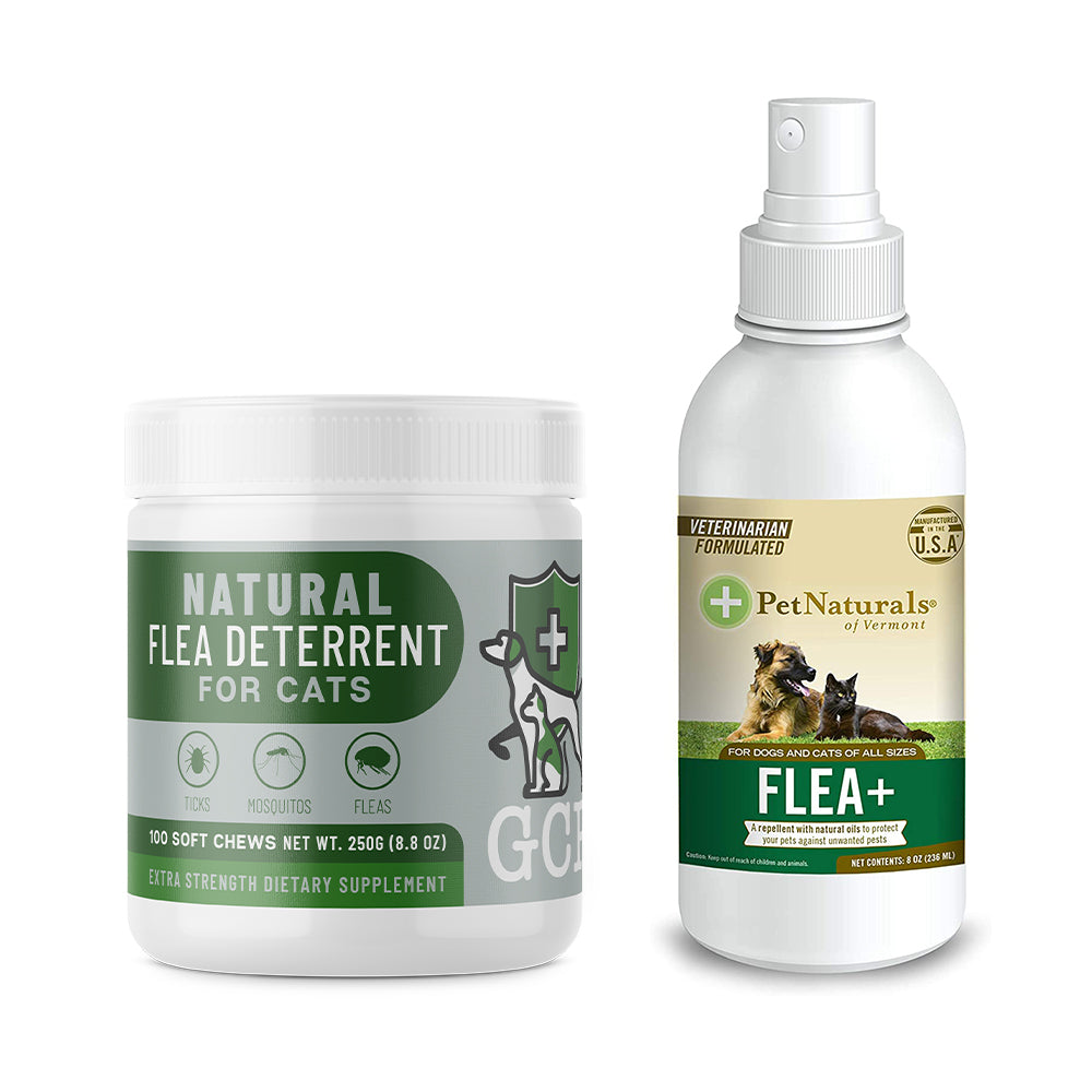 GCP Natural Spray Bundle for Cats