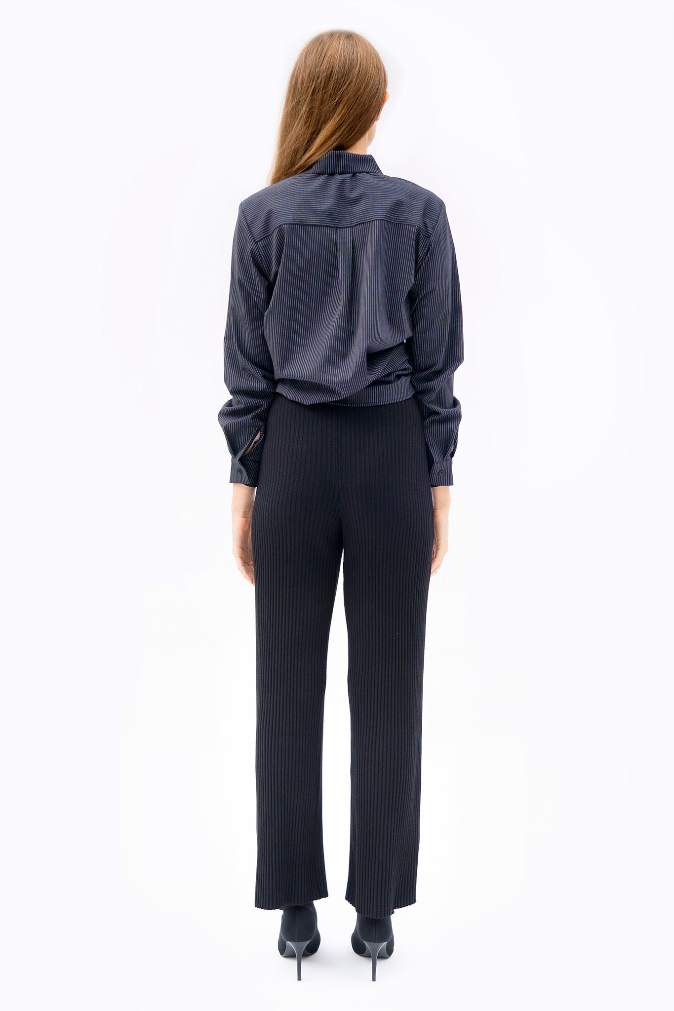 Ade Velkon - Rib Knit Pants