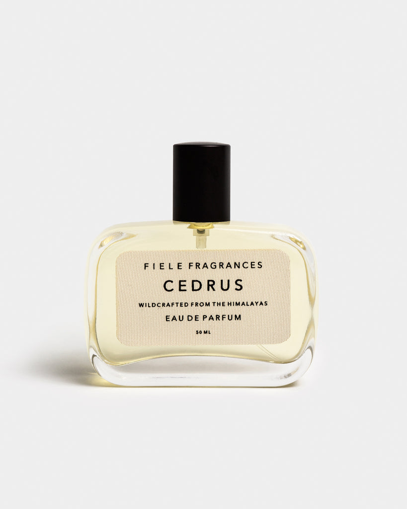 Fiele Fragrances - Cedrus