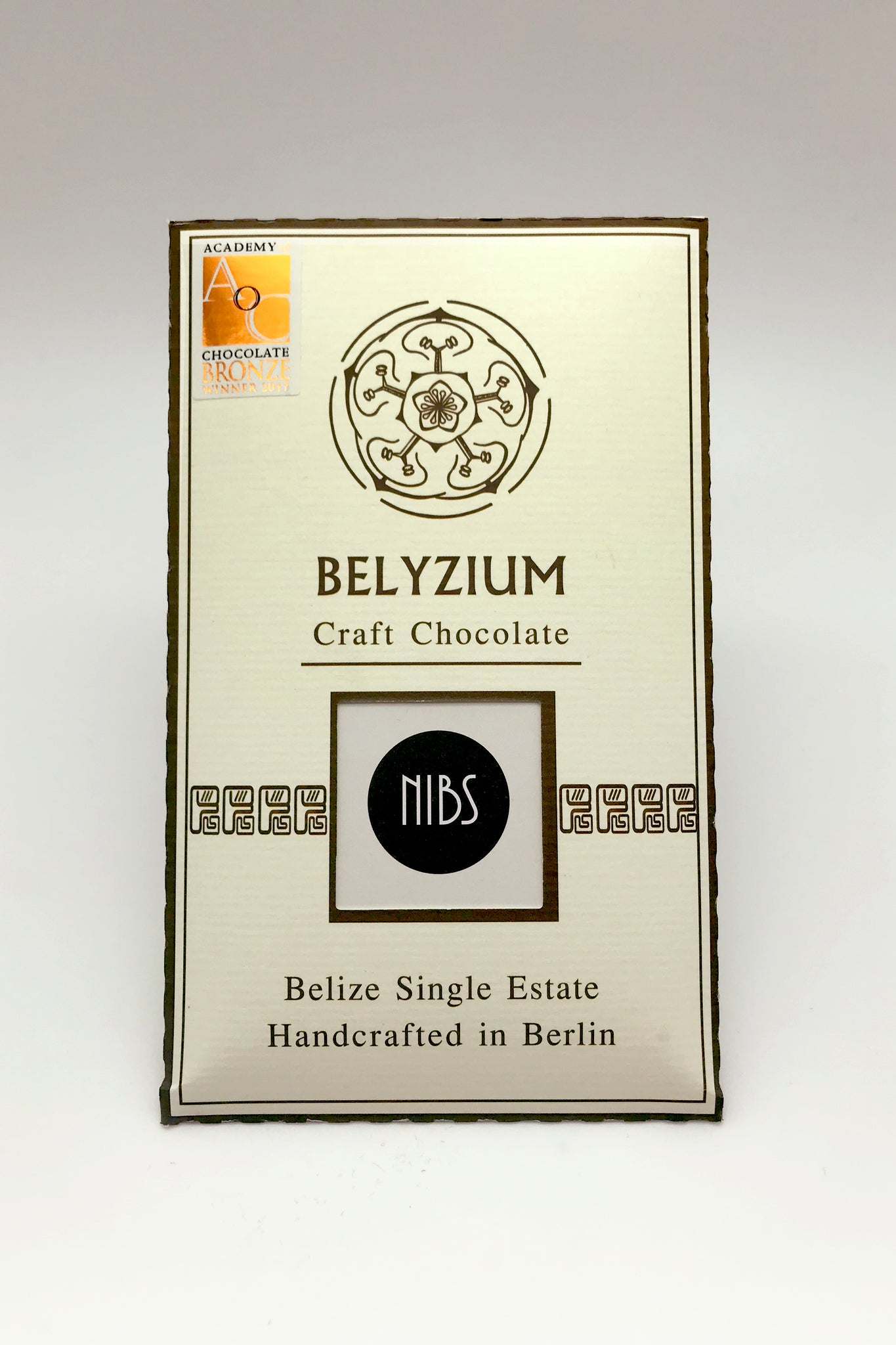 Belyzium - Nibs Chocolate