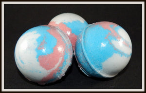 Bath Bomb - 5.25 oz - Mermaid scented in Love Spell (Dupe)