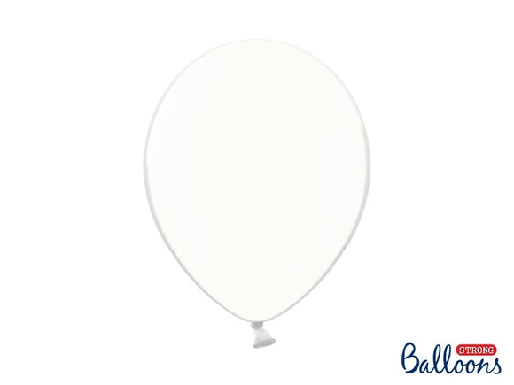 Latex Crystal Balloons (12 Inch) - Clear (100 per pack)
