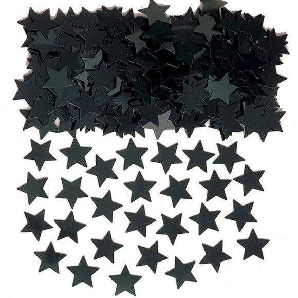 Black Star Table Confetti (14g)