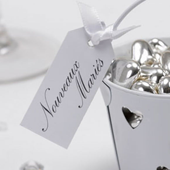 'Nouveaux Maries' Just Married Tags