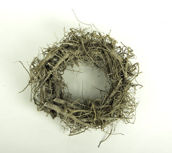 Christmas Natural Twig Wreath (30cm)