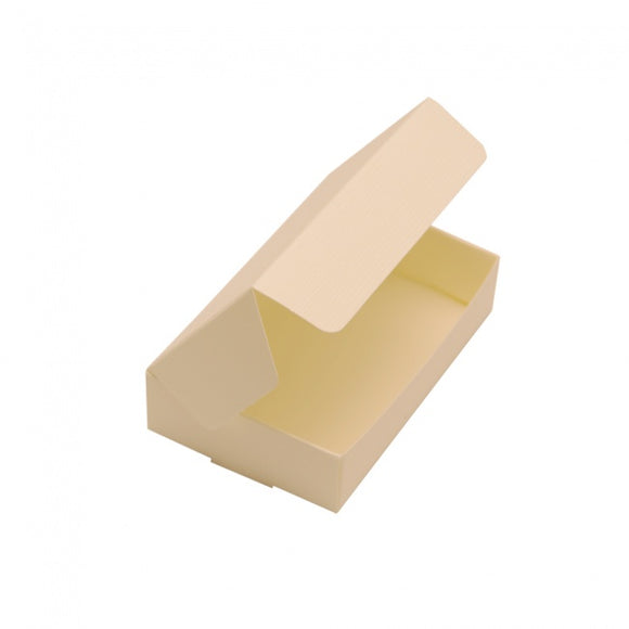 Cake Boxes - Plain Ivory (10 Per Pack)
