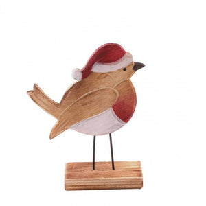 Wooden Robin (Small)