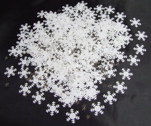 Snowflake Table Confetti (14 g)