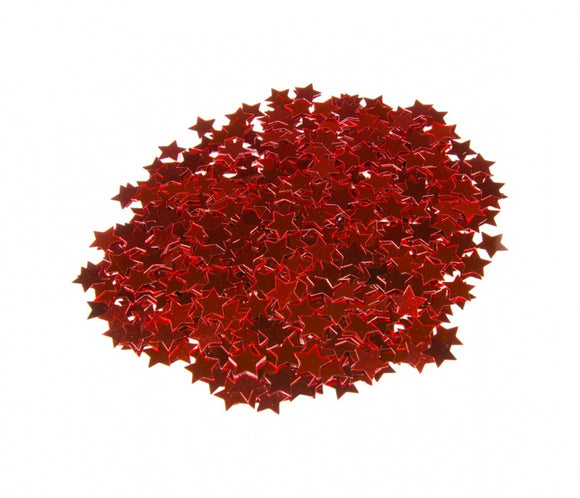 Red Star Table Confetti (14g)