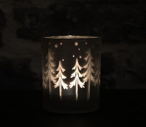 Christmas Tree Votive Holder