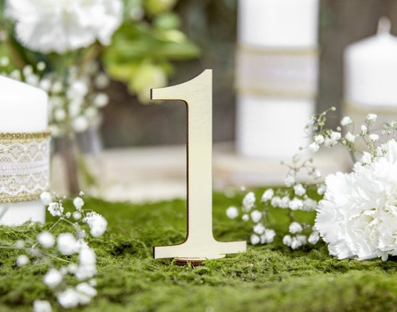 Wholesale Wedding Table Numbers
