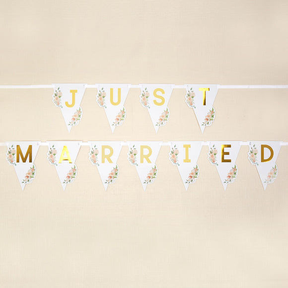 Wedding Banners And Bunting