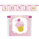 Wholesale '1st Birthday Princess' Card Banner