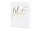 Wholesale 'Precious Moments' Photo Album - White