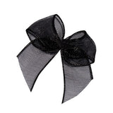 Wholesale Decorative Adhesive Bows (Black)