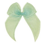 Wholesale Decorative Adhesive Bows (Blue)