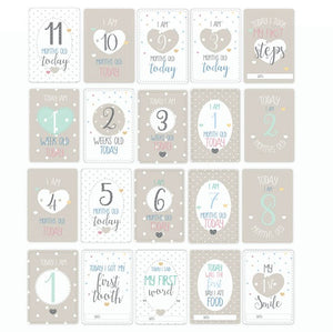 Wholesale 'Oh Baby' Milestone Cards