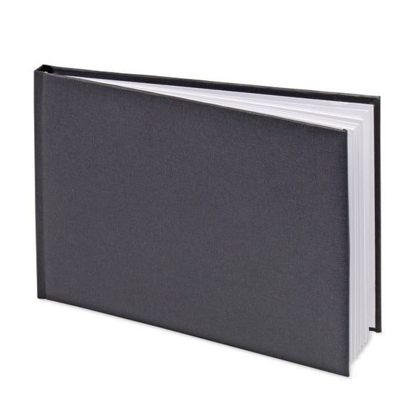 Wholesale Plain Black Guest Book