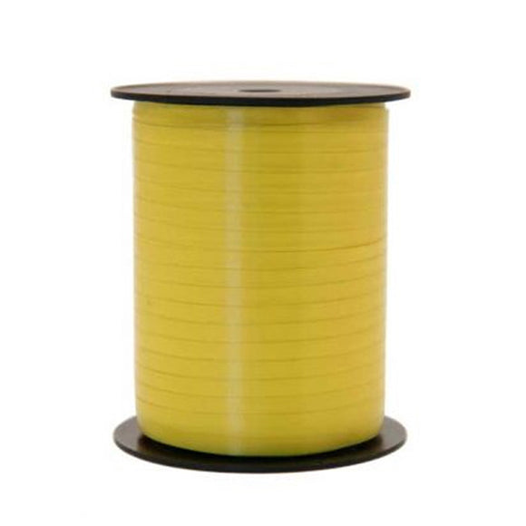 Yellow Wholesale Curling Ribbon