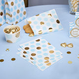 Wholesale 'Pattern Works' Sweetie Bags - Blue