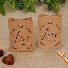 Hearts & Krafts Mini Favour Bags