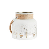 Wholesale Medium Christmas Candle Holder