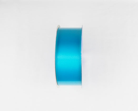 Turquoise Polypropylene Ribbon (50 mms x 100 Yards)