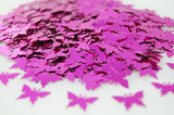 Cerise Butterfly Table Confetti